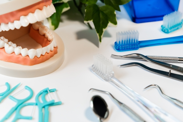 歯の汚れ、放置してませんか?