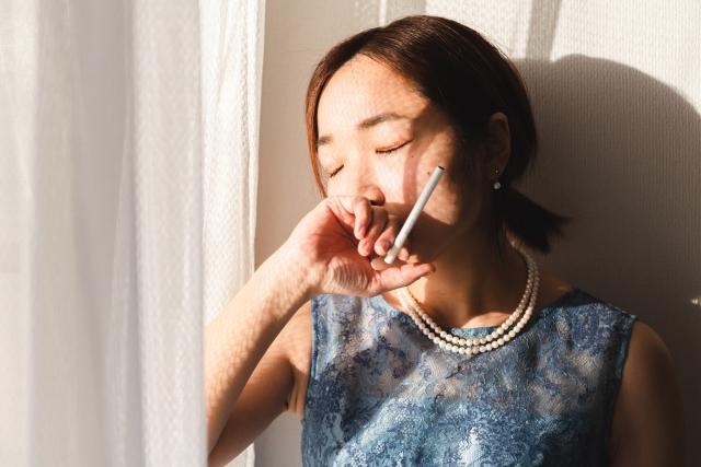 タバコを吸っていてもホワイトニングできる?