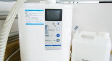 EO水を用いた殺菌消毒